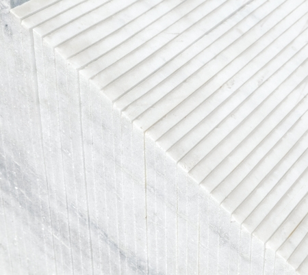 marble structure in detail with sawing marks Stock Photo - 16588599