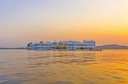 The Lake Palace, Udaipur Rajasthan photo