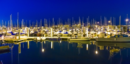 under control: MONTEREY, USA - JULY 25: boats in the harbor on July 25, 2008 in Monterey, USA. The Monterey Harbor has history dating back over 400 years ago. It has been under control of 3 nations. Editorial