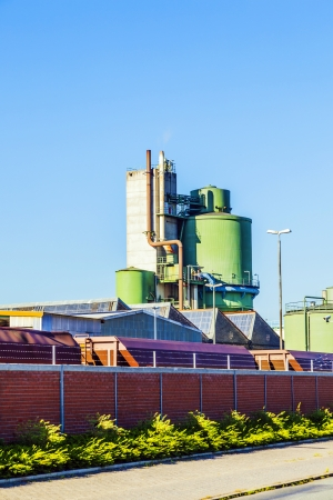 industry park from roadside in production Stock Photo - 17119023