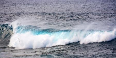los hervideros: huge waves in the ocean near Los Hervideros, Lanzarote