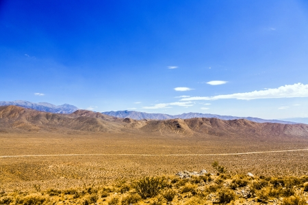Panamint Valley desert Stock Photo - 17411626