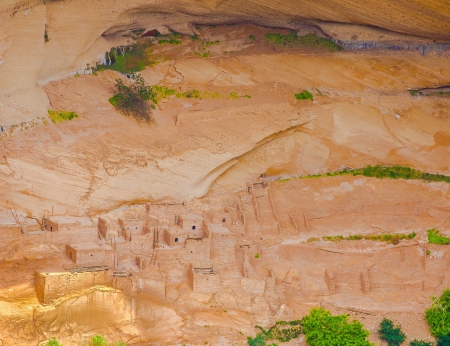 anasazi ruins: Betakin,Arizona, Anasazi ruins, Canyon de Chelly National Monument
