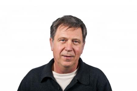 smiling man photo