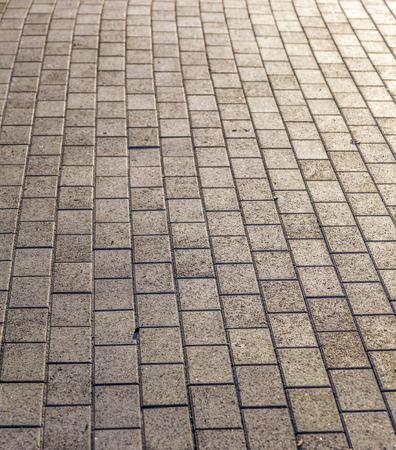 harmonic: harmonic floor background in bright sunlight Stock Photo