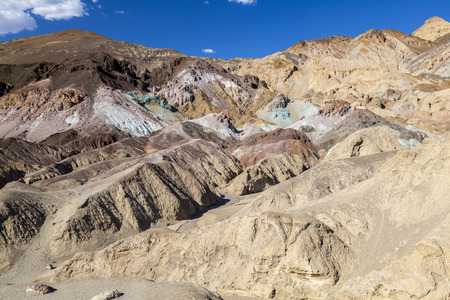 Artists Palette at Death Valley photo