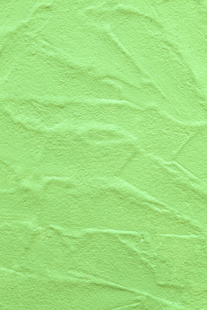 old structured wall in harmonic green pattern