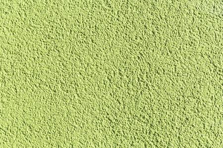uni: harmonic pattern of uni wall background in green Stock Photo