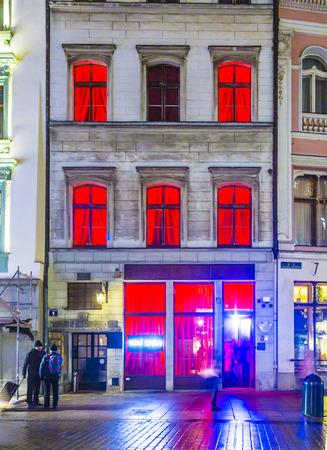 Poland sex club