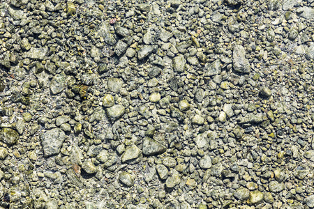 river bed: beautiful stones in a river bed Stock Photo