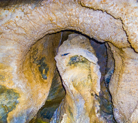sequoia: in the CRYSTAL CAVE in SEQUOIA national Park