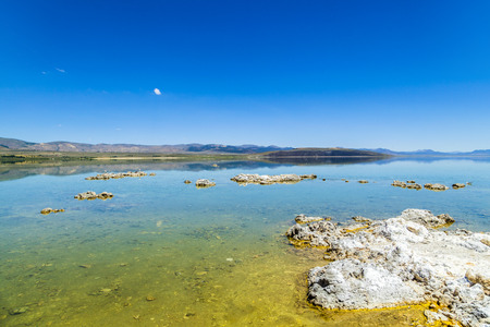 lee vining: beautiful Mono Lake in California near Lee Vining