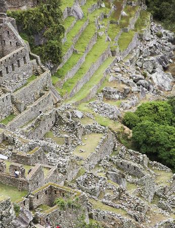 machu picchu: Beautiful hidden city Machu Picchu in Peru