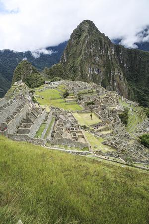 machu picchu: miracle of hidden city Machu Picchu in Peru