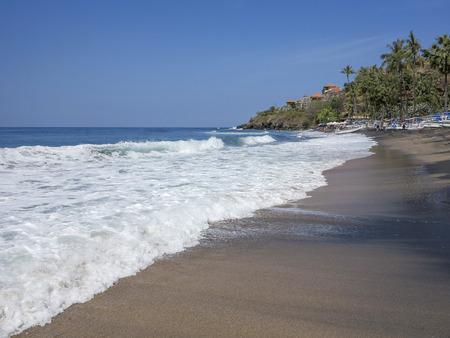dreamland: beach called Dreamland in Bali, Indonesia near Amed