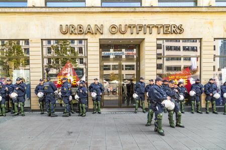 Frankfurt Deutschland 3 Oktober 2015 Ehemaliger Deutscher
