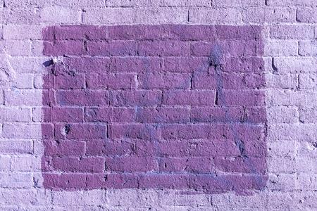 ladrillo: Textura del ladrillo vieja con ara�azos y grietas