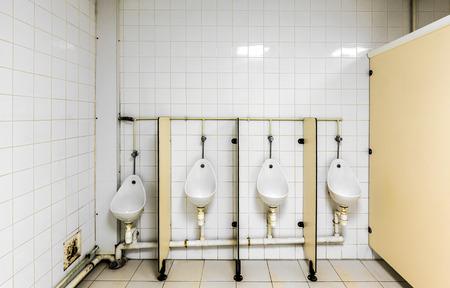 gordes: GORDES, FRANCE - DEC 10, 2015: toilets of Senanque Abbey in Gordes, France. Editorial