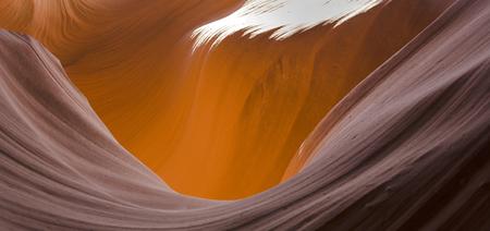 slot canyon: Antelopes Canyon near page, the world famoust slot canyon in the  Antelope Canyon Navajo Tribal Park