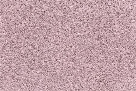 harmonic: harmonic background of pink painted plaster wall Stock Photo