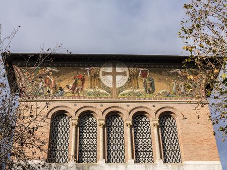 di: Basilica di Santa Croce a Via Flamini