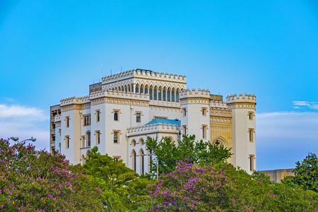 Old Capitol histórico del estado en Baton Rouge