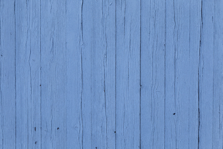 blue wooden background with structure of wood