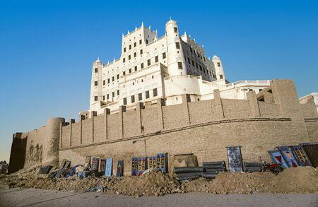 Sultans Palace, Seyun, Wadi Hadramaut, South Yemen