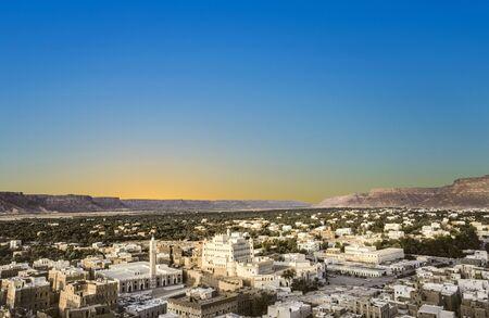 historic Sultans Palace, Seyun, Wadi Hadramaut, Yemen