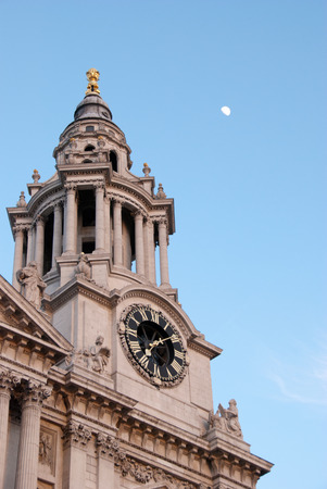 monotheism: Tower of St  Paul s Cathedral, London