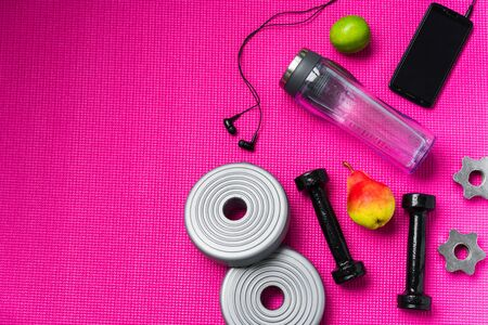 Fitness equipment and accessories for sports, gym, and working out at home