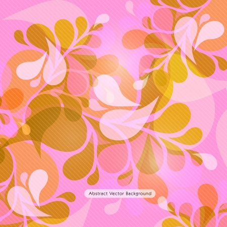 Abstract colorful vector background  Vector