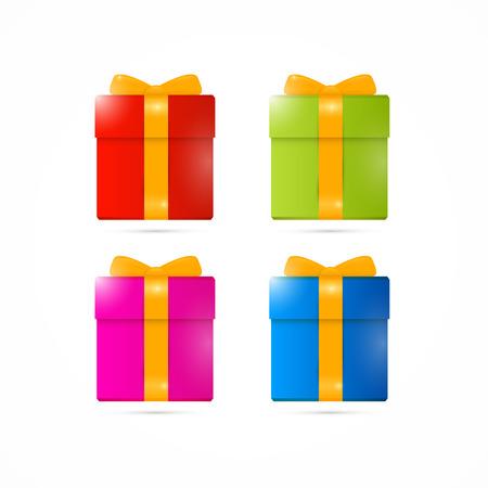 present box: Vector Present Box, Gift Box
