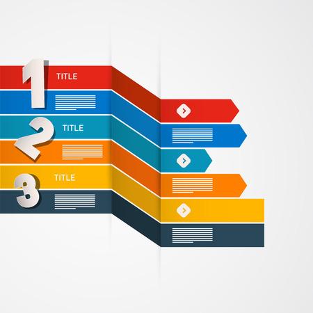 progress steps: Vector Progress Steps for Tutorial, Infographics