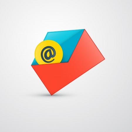 Vector Envelope - E-mail Icon Vector