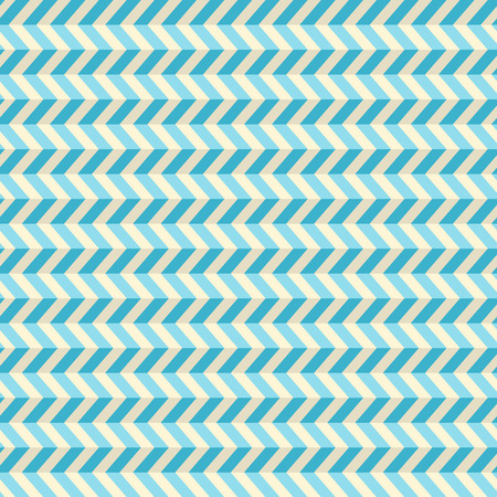 toothed: Seamless Abstract Blue Toothed Zig Zag Paper Background Illustration