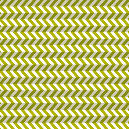 refracted: Seamless Abstract Green Toothed Zig Zag Paper Background
