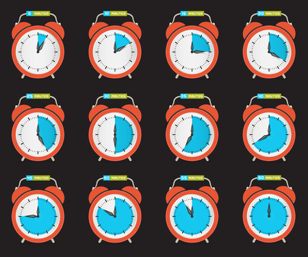 Alarm Clock - Time Countdown Set