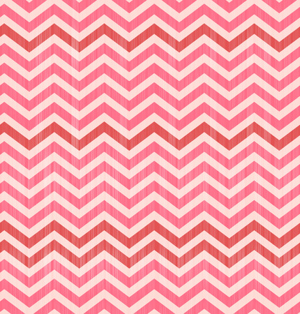 toothed: Vector Seamless Abstract Toothed Pink  Background