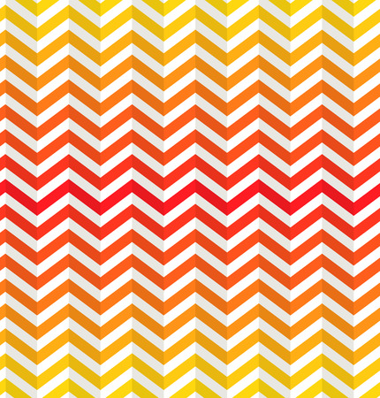 colores calidos: Fondo incons�til del vector abstracto dentada en colores c�lidos
