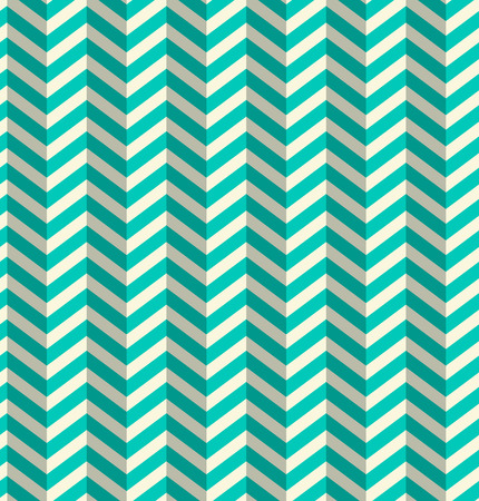 toothed: Abstract Vector Blue Toothed Seamless Retro Paper Zig Zag Background