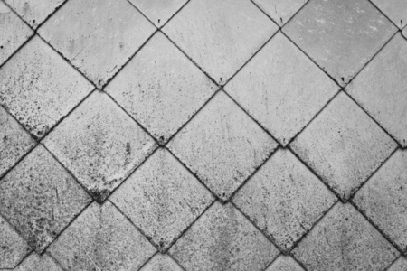 shingle: Old Shingle Roof Detail Photo