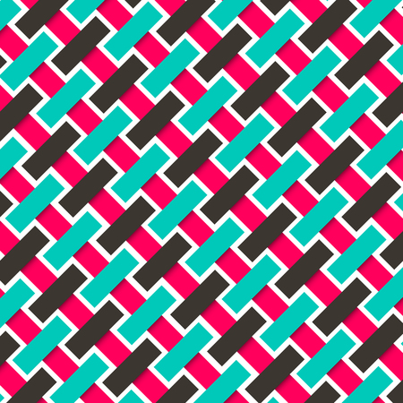 party down: Abstract Retro Vector Diagonal Background