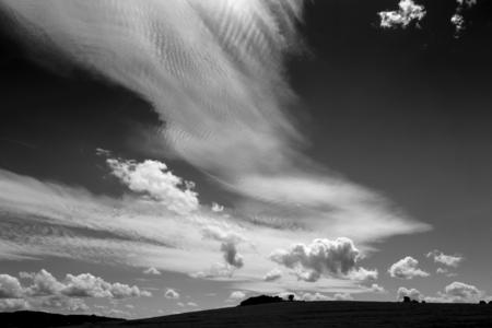 dramatic: Dramatic Sky Photo