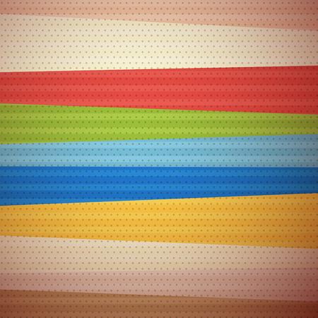 material: Retro Material Design Background