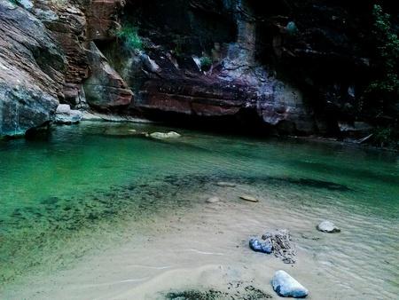 Clear water Reklamní fotografie