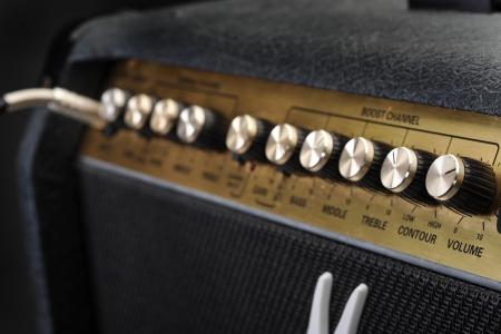 e guitar: Guitar Amplifier