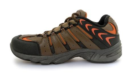 fetishes: female shoe running