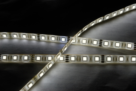 white led strip photo