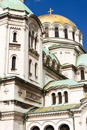 Aleksander Nevski Memorial Church, Sofia, Bulgaria